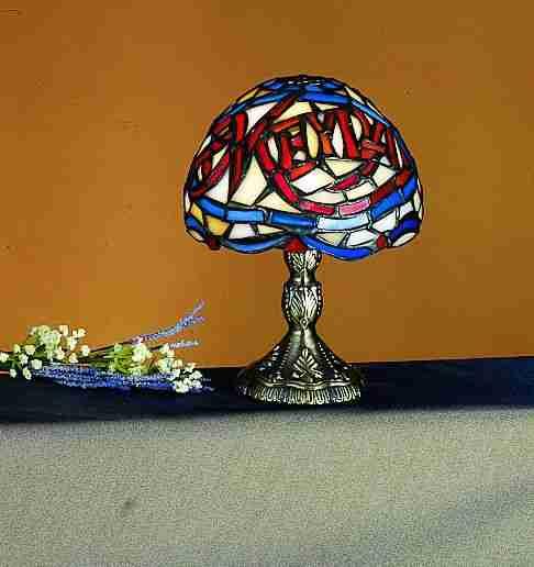 Meyda Tiffany 21224 5 Inch H Meyda Micro Mini Lamp