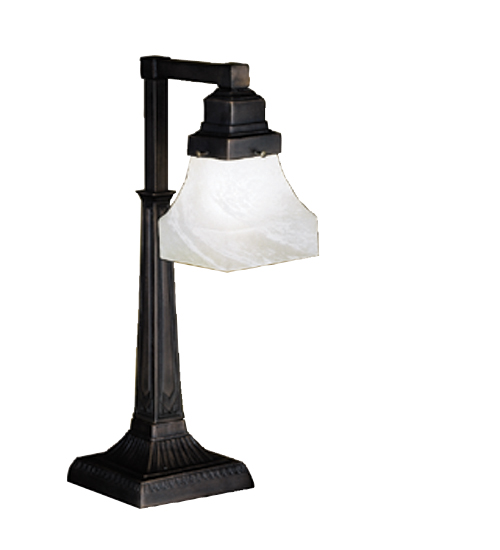 Meyda Tiffany 27624 20 Inch H Country Bungalow Desk Lamp