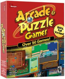 MASQUE PUBLISHING 10216 ARCADE and PUZZLE GAMES WIN 98 ME NT 2000 XP/MAC 9.1-9.X 10.1 OR HIGHER