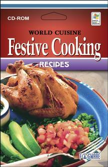 FOGWARE PUBLISHING 90808 FESTIVE COOKING-WORLD CUISINE POD WIN 98 2000 XP