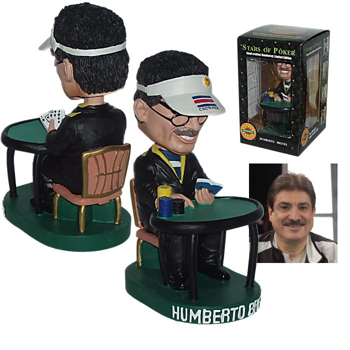 Collectibles - Humberto Brenes Bobblehead