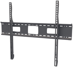PEERLESS SF680P 61 Inch 102 Inch Universal Flat Panel Wall Mount Black