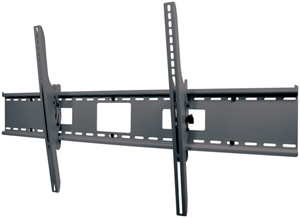 PEERLESS ST680P Universal Tilt Flat Panel Wall Mount 61 Inch to 102 Inch Black