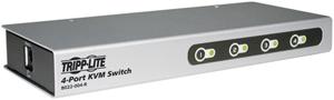 TRIPPLITE B022-004-R 4-Port KVM Switch