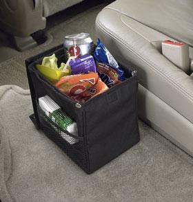 Talus Highroad TRASHSTANDBLK TRASHSTANDBLK compact floor litterbag