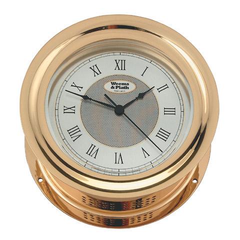 Weems & Plath 100175 Anniversary Quartz Ships Bell Clock