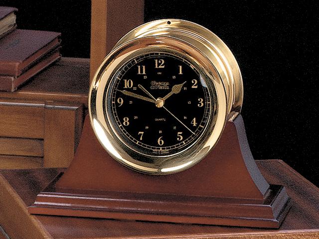 "Weems & Plath 101B 4"" x 9-1/2"" Single Clock Base"
