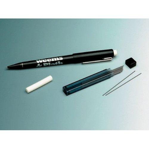 Weems & Plath 1143 Eraser Refills for Mechanical Pencil 4 ea