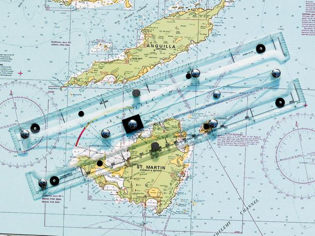 Weems & Plath 130 Marine Navigation GPS Plotter