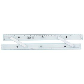 Weems & Plath 138 18 Inch Parallel Ruler with Aluminum Arms
