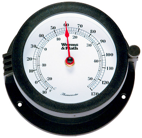 Weems & Plath 151200 Bluewater Thermometer