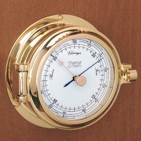Weems & Plath 210700 10 oz. Cutter Barometer