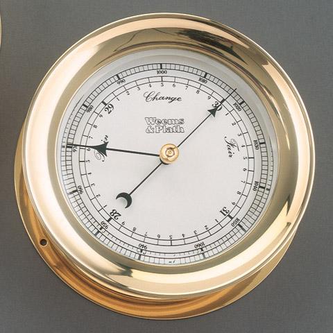 Weems & Plath 290700 Admiral Barometer
