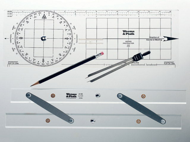 Weems & Plath 317 Basic Navigation Set