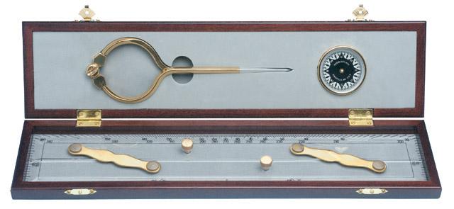 Weems & Plath 319 Elegant Navigation Set