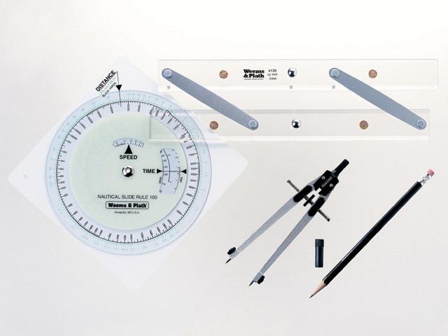 Weems & Plath 32200 Primary Navigation Set