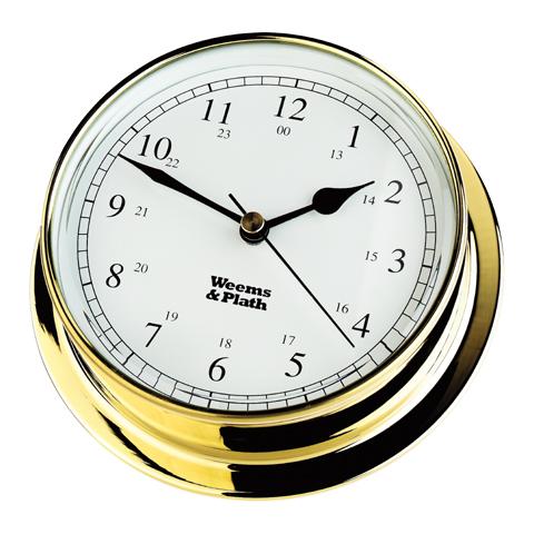 Weems & Plath 530500 Endurance 125 Clock