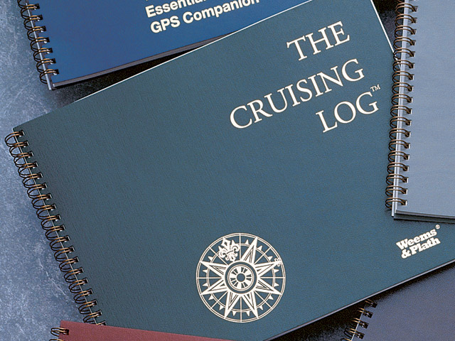 Weems & Plath 798 The Cruising Log Book