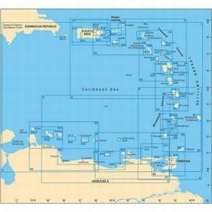 Weems & Plath B3 Imray The Grenadines Marine Nautical Chart