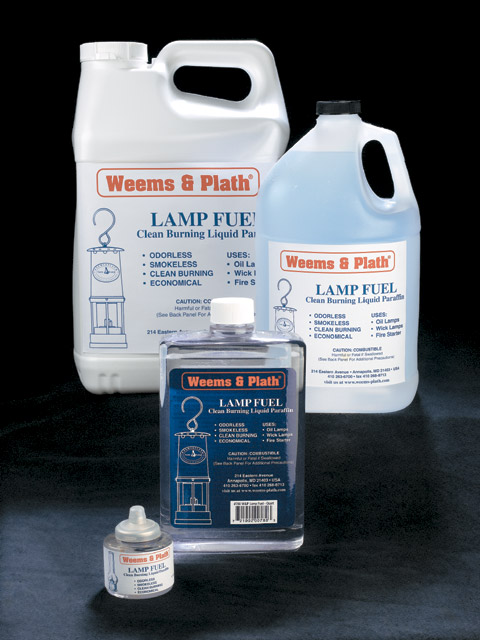 Weems Plath HD176 Oil Lamp Fuel Cell 6Pack