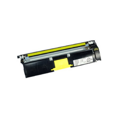 Konica-Minolta 1710587005 YELLOW HIGH CAP TONER/2400W