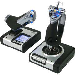 Saitek X52 Flight Control System PS28