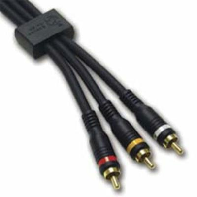 Cables To Go 29108 25 Foot RCA A/V Interconnect
