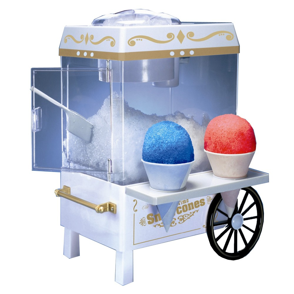 Nostalgia Electrics SCM-502 Old Fashioned Carnival Style Snow Cone Maker