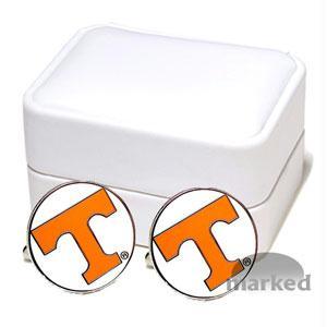 Ncaa Cufflinks - Tennessee Volunteers NCAA Logo'd Executive Cufflinks WgiJewelry Box By Cuff Links