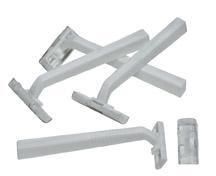 MEDLINE INDUSTRIES BRN1312 Disposable Razors - Twin Blade Razor - 1 Case