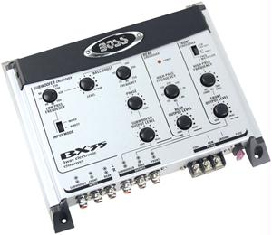Image of BOSS AUDIO BX35 3-Way Electronic Crossover BX35