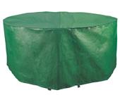 Bosmere B315 64 Inch Round Patio Set Polyethylene Cover