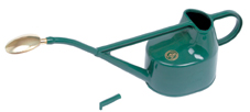 Haws V100 Deluxe Outdoor Plastic Watering Can - Green - 1.3 US Gallons Watering Cans, Watering, Water Cans, Watering Can, Water Can, Garden Watering, Greenhouse Watering