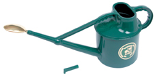 Haws V105 Deluxe Outdoor Plastic Watering Can - Green - 1.8 US Gallons Watering Cans, Watering, Water Cans, Watering Can, Water Can, Garden Watering, Greenhouse Watering