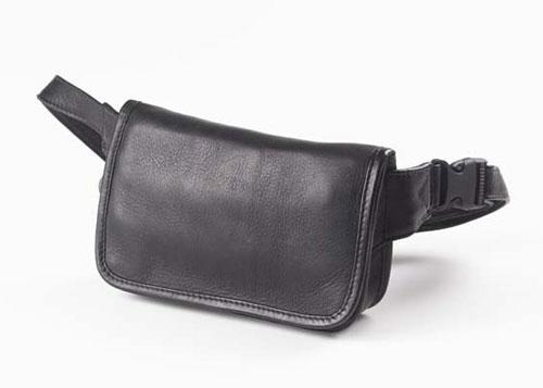 Clava 3002 Wallet Waist Pack - Vachetta Black