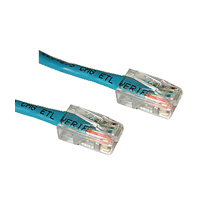 Cables To Go 24388 25ft CAT 5E 350Mhz PATCH CABLE BLUE 25-PK