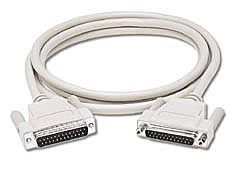 Cables To Go 02655 6ft DB25 M-F EXTENSION CABLE