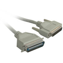 Cables To Go 06091 10ft IEEE-1284 DB25M to C36M PARALLEL PRINTER CABLE