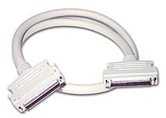 Cables To Go 08175 10ft SCSI-3 MD68M-M CABLE (LATCH CLIP)