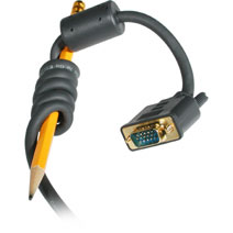 Cables To Go 28249 100ft FLEXIMA HD15 M-M UXGA MONITOR CABLE