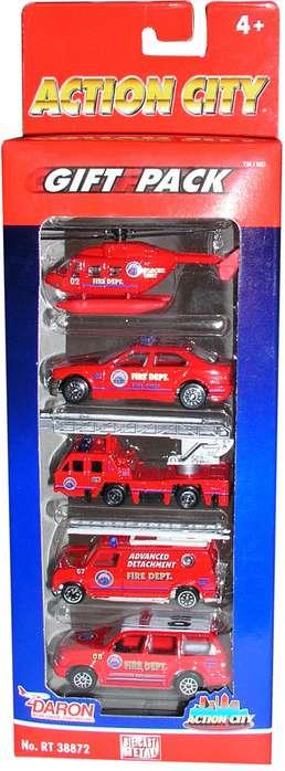 Daron Vehicle Gift Set5 Piece Upc 606411388722 Diecast QCsdrhxtB