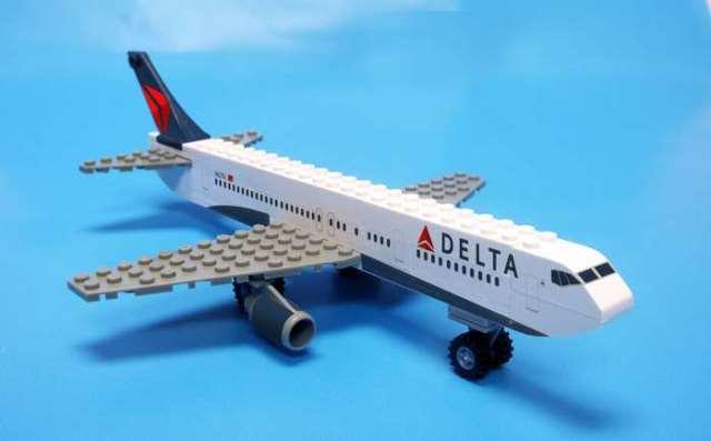 Daron Worldwide Trading  BL444 Delta 55 Piece Construction Toy