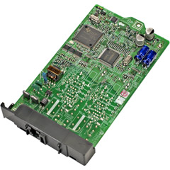 Panasonic KX-TVA503 2-Port DPT Interface Card