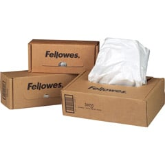 Fellowes 36052 Powershred Waste Bags Personal Shredders