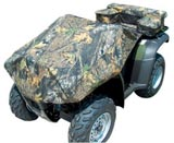 ATV Logic ATVCRB-MO ATV Rack Combo Bag with Cover Mossy Oak