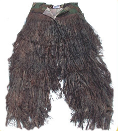 Ghillie Suit - GhillieSuits.com G-BDU-P-Mossy-Large Ghillie Suit Pants Mossy Large