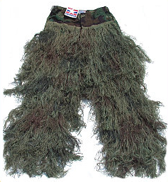 Ghillie Suits - GhillieSuits.com G-BDU-P-Leafy-XXL Ghillie Suit Pants Leafy XXL