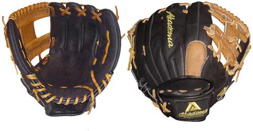 Akadema Baseball Gloves - Akadema AJN-15REG AJN-15REG Professional Series 11.25 Inch Baseball Infield Glove Right Hand Throw