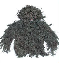 Ghillie Suit - GhillieSuits.com G-BDU-J-Woodland-Large Ghillie Suit Jacket Woodland Large