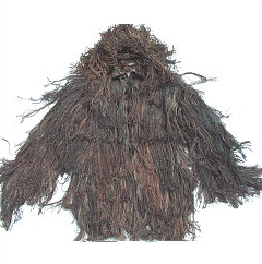 Ghillie Suit - GhillieSuits.com G-BDU-J-Mossy-Large Ghillie Suit Jacket Mossy Large